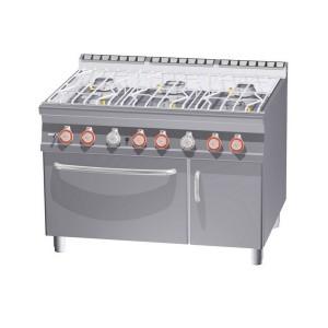 Cucina ad acqua a gas AFP/ CFA6-912GV