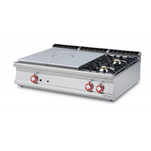 Cucina a gas professionale AFP/ TP2T-912G