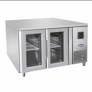 Tavolo refrigerato in acciaio inox AFP/RG1273FPE