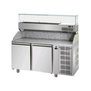 Banco frigo pizzeria AFP/PZ02EKOC1/VR4160VD