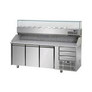Banco frigo alimentare AFP/PZ03EKOC3/VR4203VD