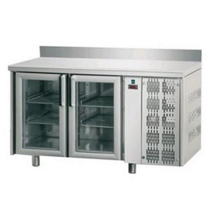 Banco frigo pizzeria AFP/TF02MIDPV