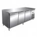 Banco frigo pizzeria AFP/SNACK3100TN  in acciaio inox
