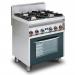 Cucina a gas professionale AFP/ CF4-8G