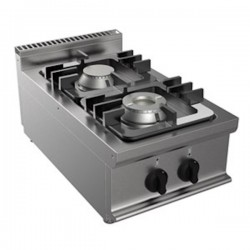 Professional gas cooker AFP / E7 / CUPG2BB.2M