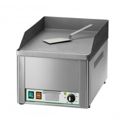 Electric fry top AFP / FRY1L with smooth plate