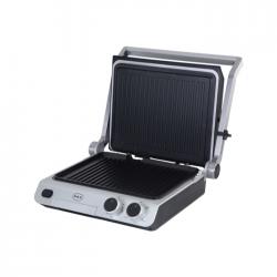 Electric hot plate panini in cast iron AFP / PE25LN