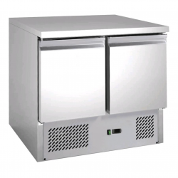 AFP / G-S901 FC tn refrigerated saladette in stainless steel