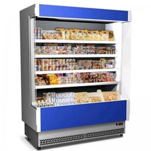 Painted AFP / SPEED60 refrigerated wall display unit