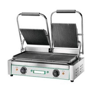 Electric plate panini in cast iron AFP / EG-03