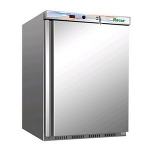 Professional vertical AFP / ER200SS freezer in stainless steel