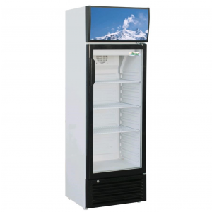 AFP / SNACK176SC drinks cooler in painted sheet and aluminum