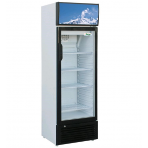 AFP / SNACK251SC drinks cooler in painted sheet and aluminum