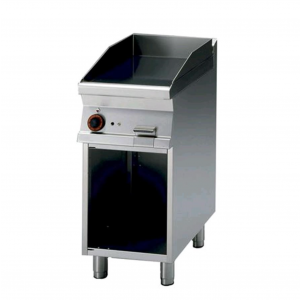 Electric fry top AFP / FTL-74ET with smooth plate